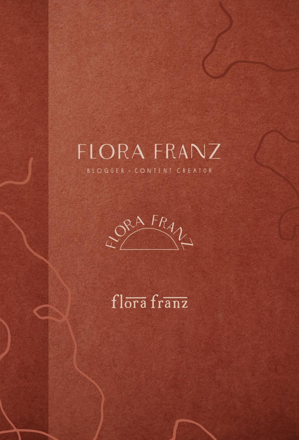Flora Franz | Branding Concept