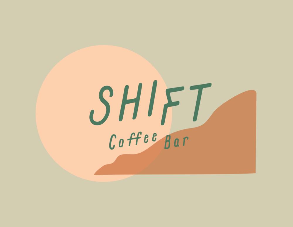 Shift Coffee Bar | Logo Concept
