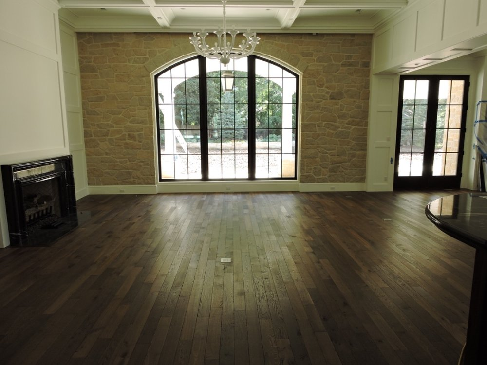 5280 Floors Hardwood Floor Deep Cleaning Services - Denver
