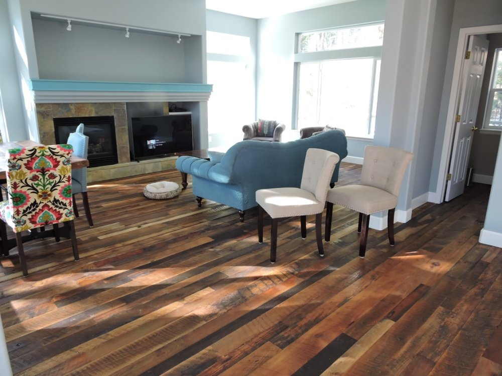 5280 Floors Denver prefinished engineered flooring services