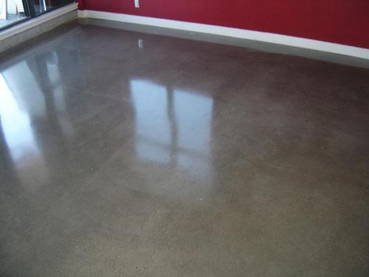 A polished Residential Floor