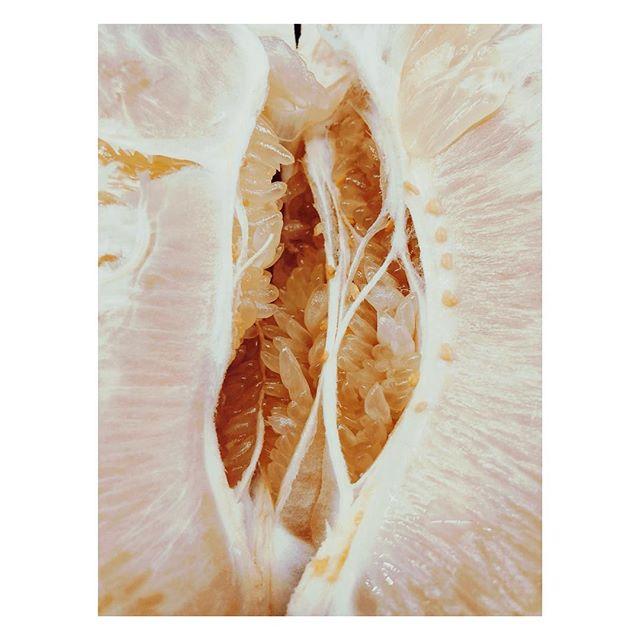 Juicy.... #fruity #fruits #juicy #pomelo #heealthy #vitamins #citrus #closeup #photography #photobyme #fruitlover #fridays #orange