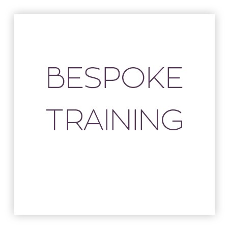 In line with our ethos of customising our solutions we carry out training needs analysis before we put together the detailed training programme which all our consultants take part in prior to working with our industry partners -