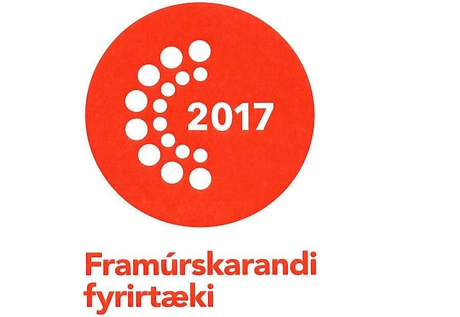 Framúrskarandi! - Valur Helgason hlaut viðurkenningu fyrir að vera framúrskarandi fyrirtæki árið 2016.