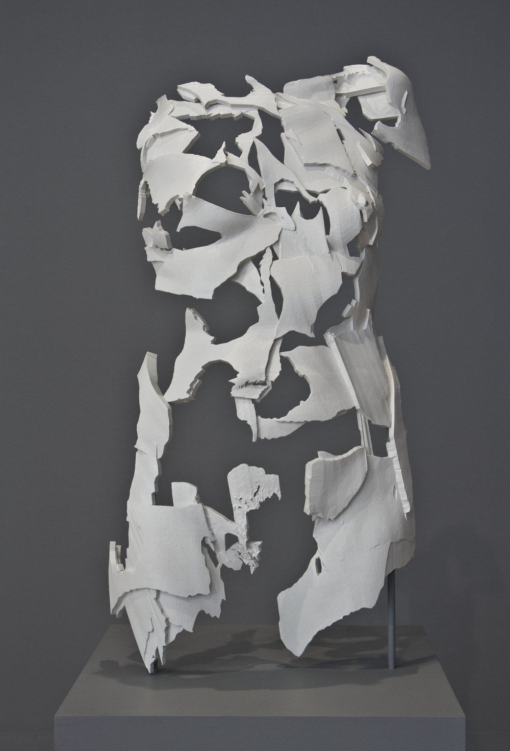 Torso of a Woman (Shards)