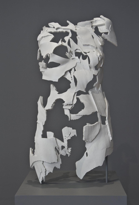 Torso of a Woman (Shards)