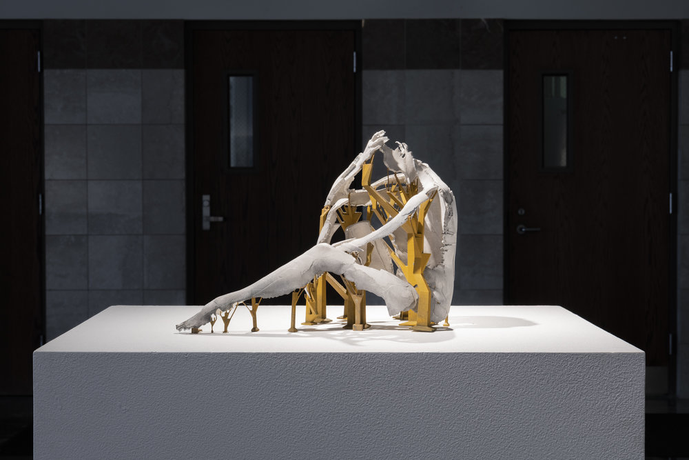 Machines for Suffering V (maquette)