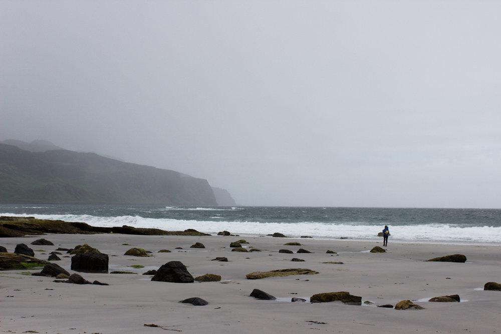 Isle of Eigg by  @elsaannukka