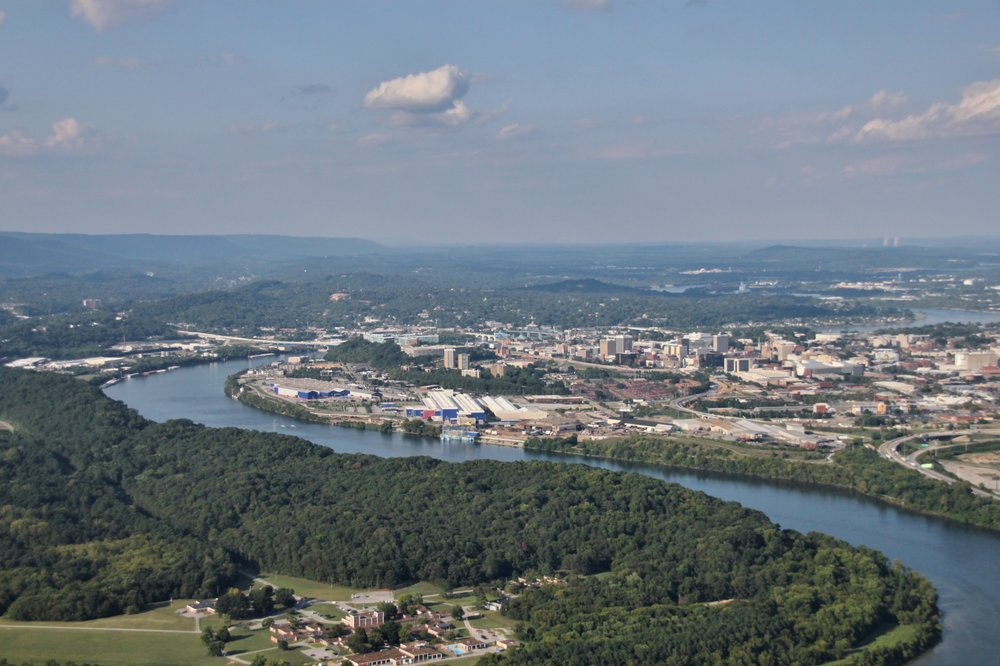 Once upon a time, Chattanooga  -