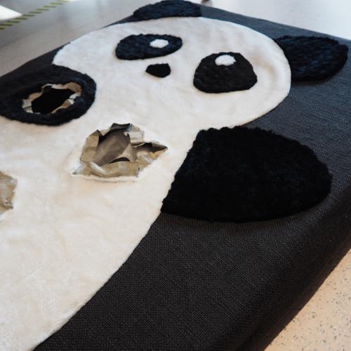 Panda Operation   Interactive Physical Game