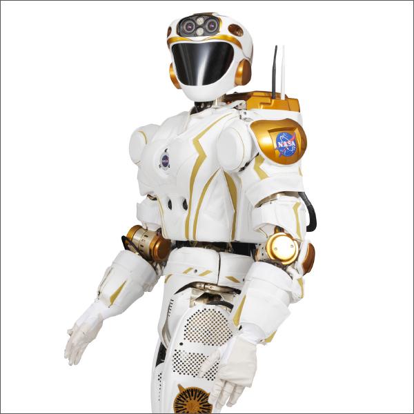 Humanoid Valkyrie robot / Courtesy of Edinburgh