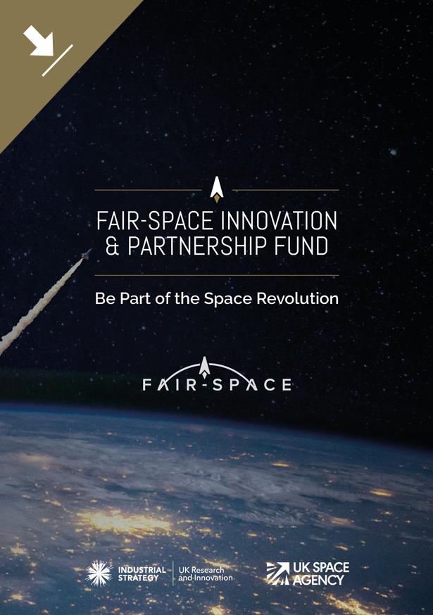 FAIR-SPACE Innovation & Partnership Fund