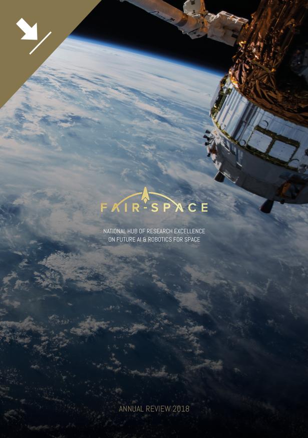 FAIR-SPACE Annual Review