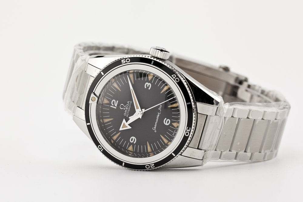 ca162d8a3df Omega Seamaster 1957 Trilogy Limited Edition 234.10.39.20.01.001 ...