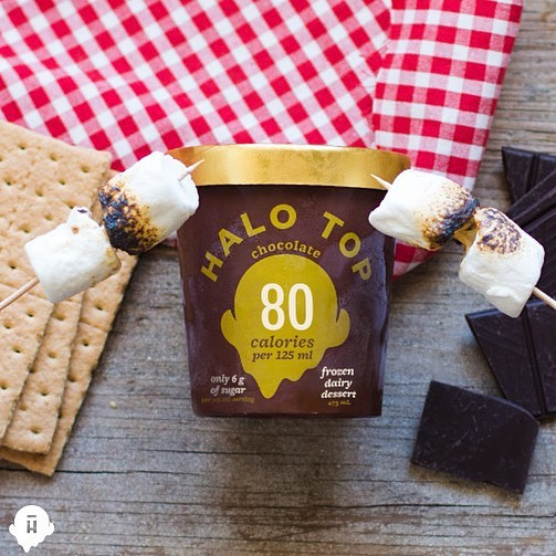 Just add campfire. Happy #nationalsmoresday!