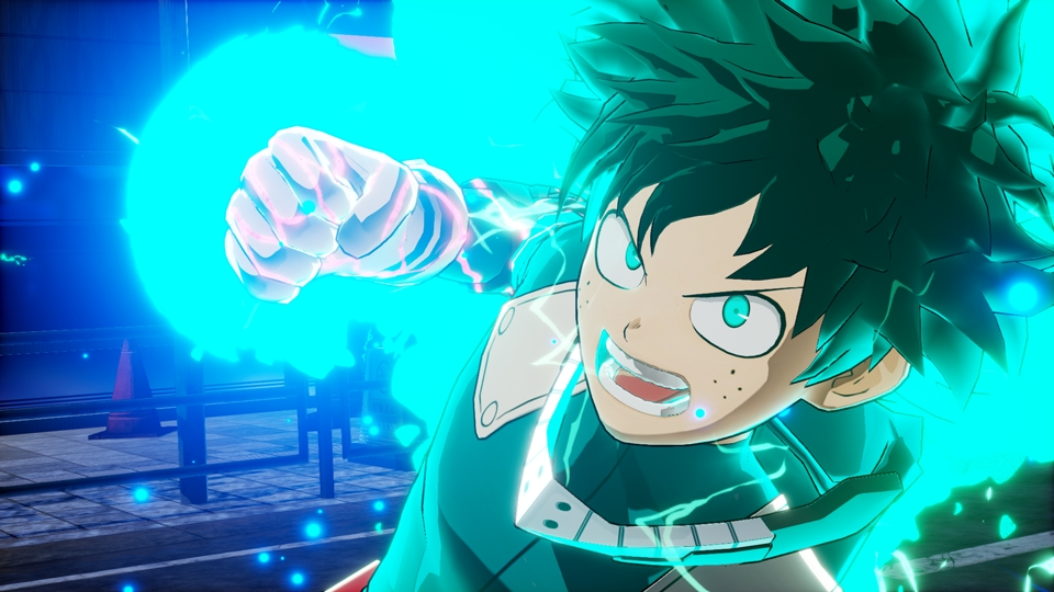 The My Hero One S Justice E3 Trailer Has Arrived