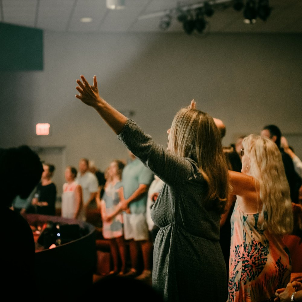 We Love To Worship! - Our worship time is energetic, modern and honest. We strive to create a worship experience that allows each person to connect with God, to express their gratitude, and to prepare their hearts to encounter His Word.