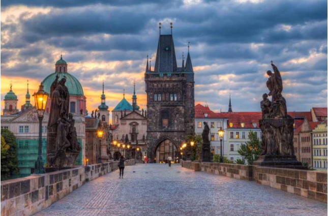 Cutting Abroad   Prague    Read More