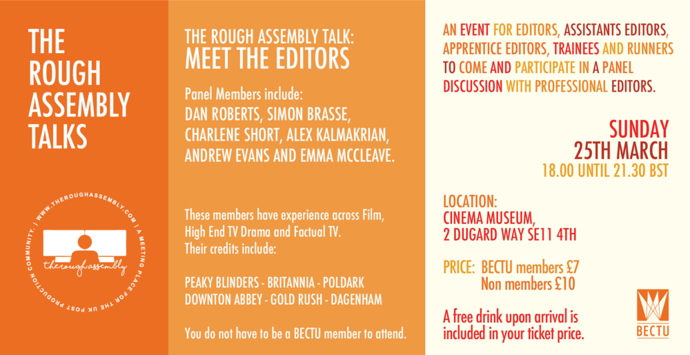 The Rough Assembly Talks   Meet the Editors    Learn More