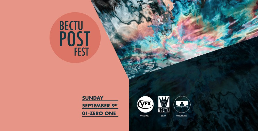 Tickets On Sale   BECTU POST FEST    Learn More