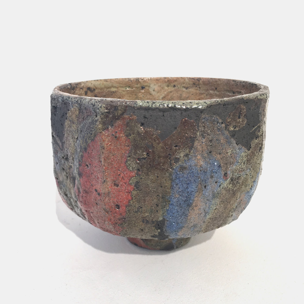 Dante Elsner   Untitled   Early 1990s  Raku