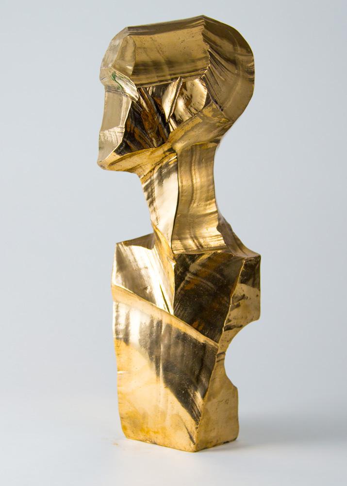 Rory Menage  Girl  Bronze  48 x 14 x 16cm  Edition 5 of 7