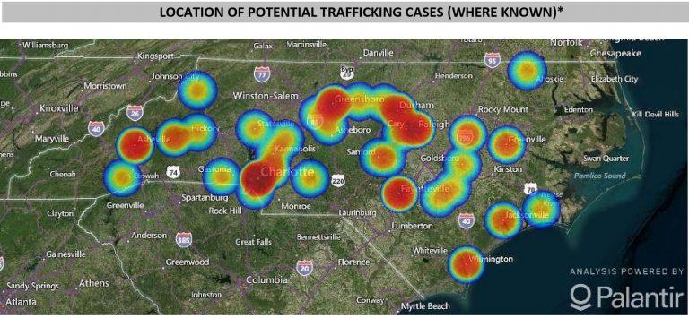 Image source:  National Human Trafficking Resource Center