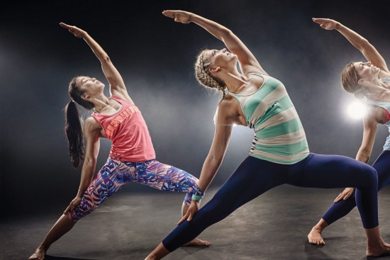 BODYFLOW™ - A class that reinforces flexibility and strength, combining the best of Yoga, Tai Chi & Pilates. Truly a fitness class for the 21st Century, BODYFLOW brings mind & body into perfect harmony. Try this holistic approach to fitness. See Schedule →