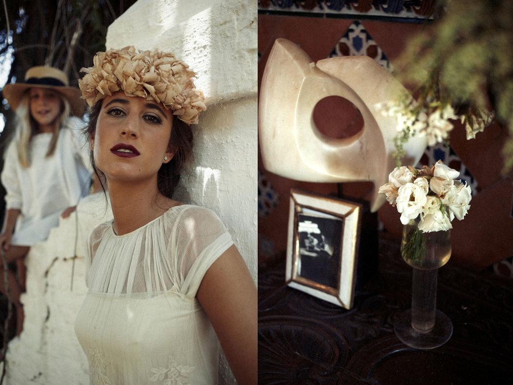 Vestido novia sevilla