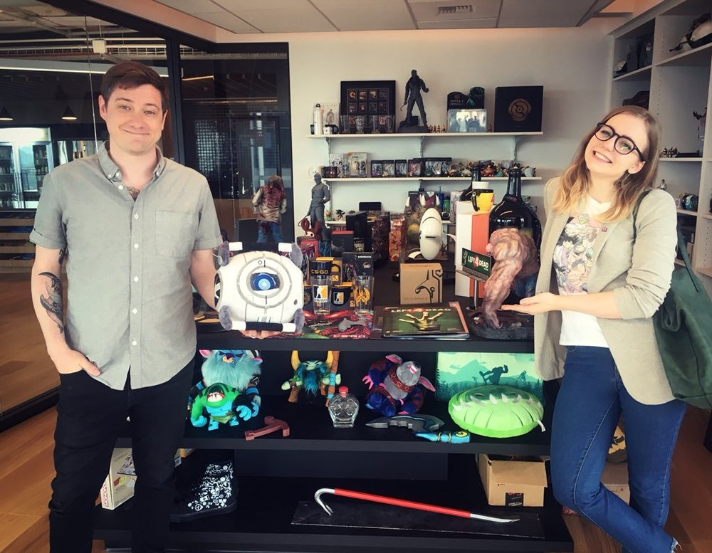 FYI we are available to be hired by Valve to give their merch the Price-Is-Right treatment