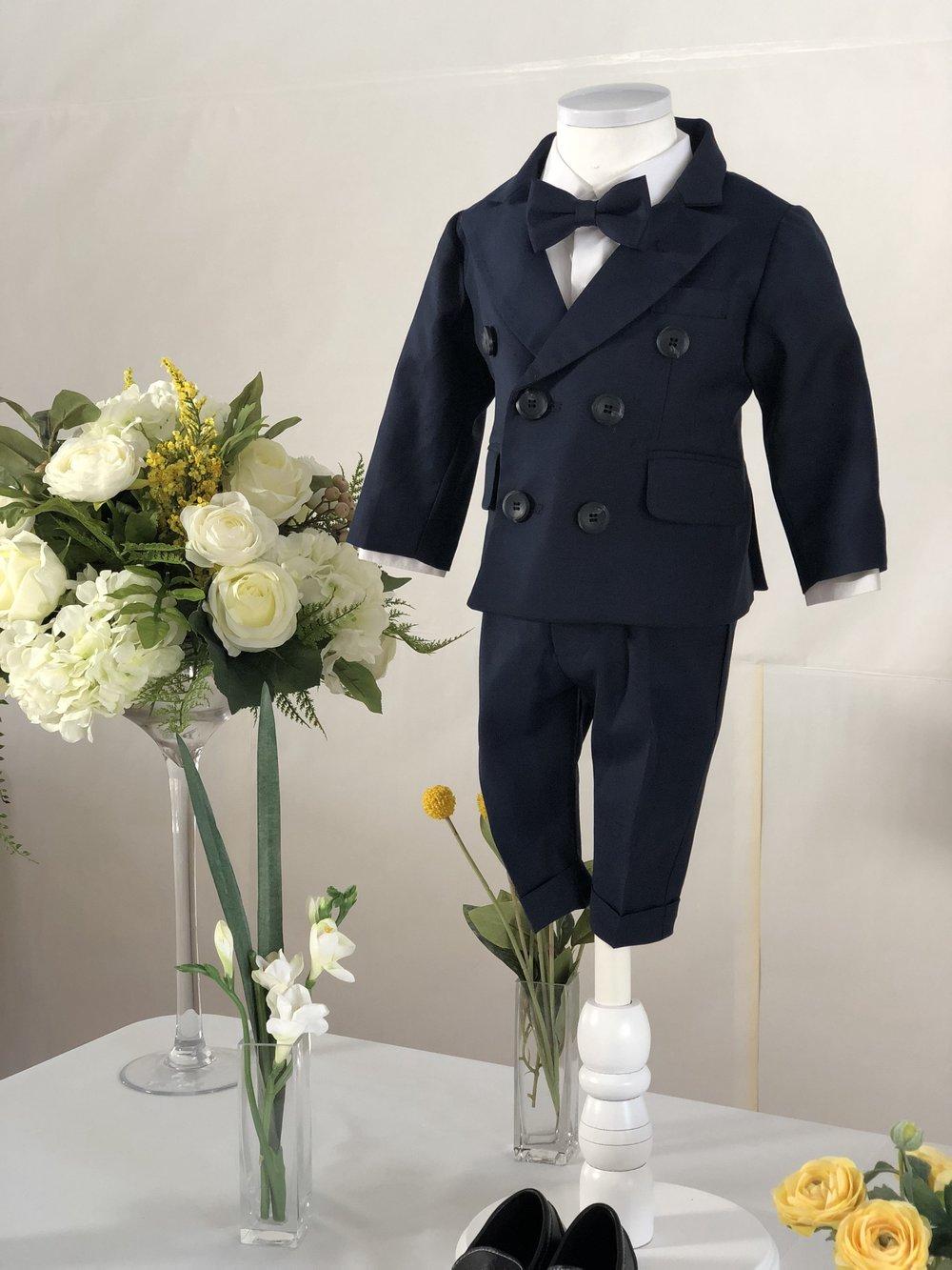 덴디보이 네이비 수트 (Navy Suit)
