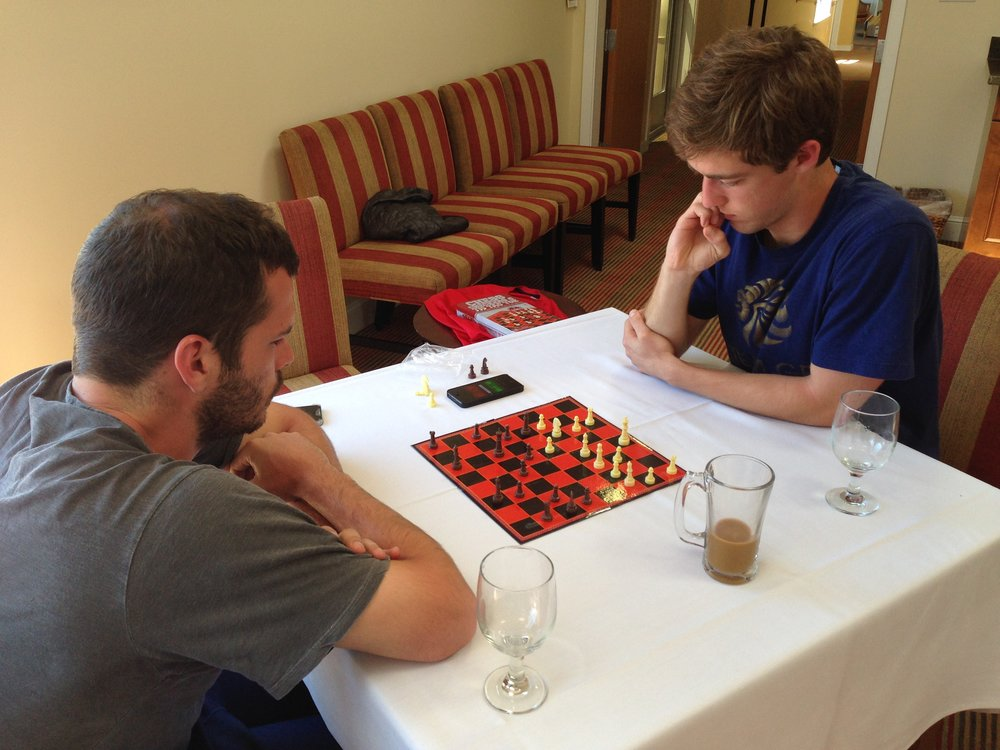 Copy of Social and fun chess