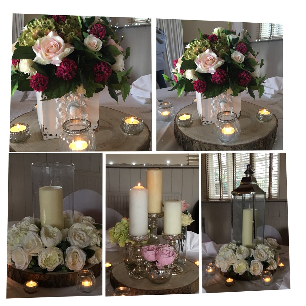 Reception Packages Paper Rose Events