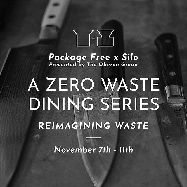 We are excited to bring our community together to talk about the future of food and sustainability here in Brooklyn, during the Package Free x Silo Zero Waste Dining Series: Reimagining Waste, presented by The Oberon Group from November 7th-11th at Fitzcarraldo. The entire engagement will be Zero Waste and carbon negative.  The Chef, Douglas McMaster of UK Based, Silo, is preparing a series of 5 dinners and 2 brunches composed of a 6 course, plant led meal, with natural wine pairings. ⠀  Only a few tickets left to take part in this amazing series! ➡️LINK IN BIO ⬅️
