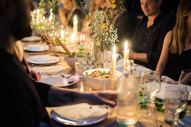 Hi friends! On December 9th, we're teaming up with the lovely @present_plate supper club for an evening of thoughtful food, real wine, olive oil tasting, meditation and amazing people!  Along with the help of @smeltzmonger, @alewifefarm, @gothamgreens and @fostersundry - it's shaping up to be an incredible night!    or DM for more info