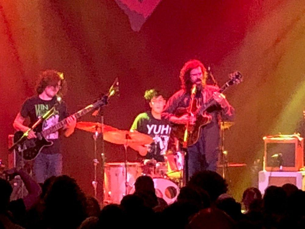 White Denim at House of Blues Chicago, September 12, 2018