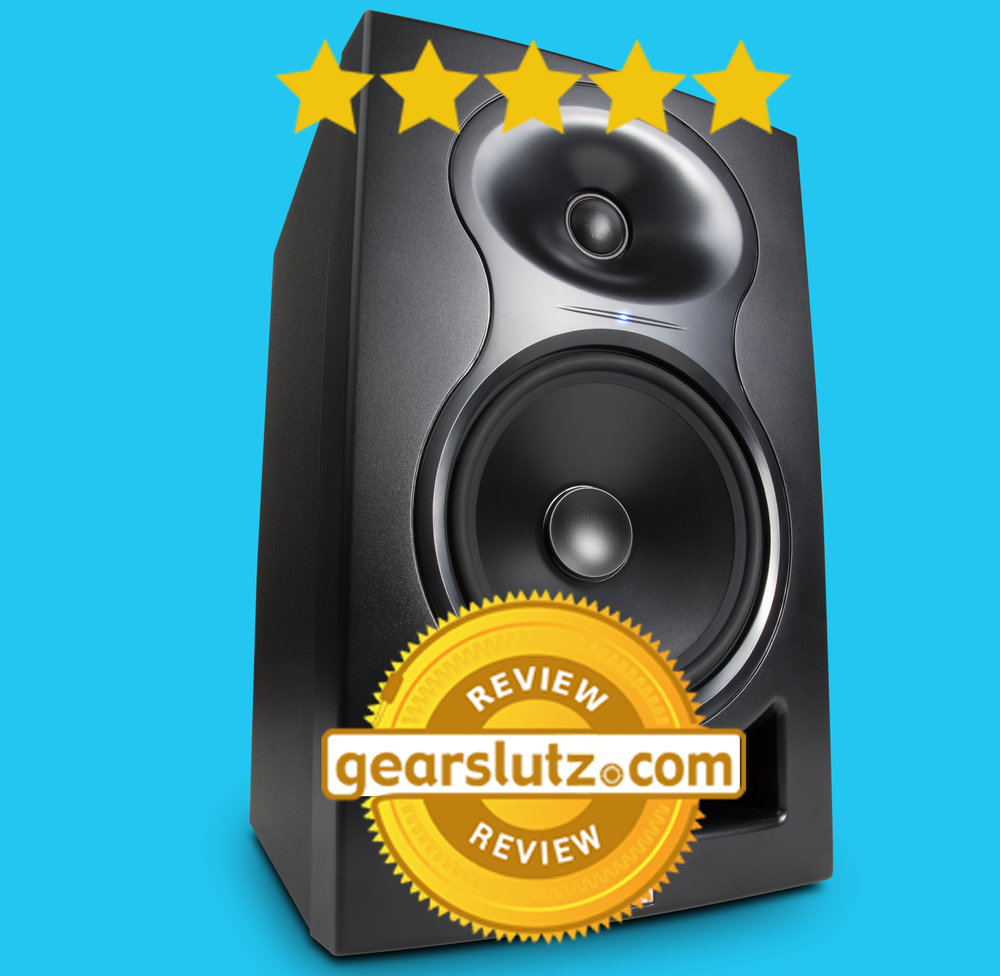 """Gearslutz - """"Sound Quality 5/5 For the money, very good indeed. For any money: not bad at all.""""Gearlutz.com"""