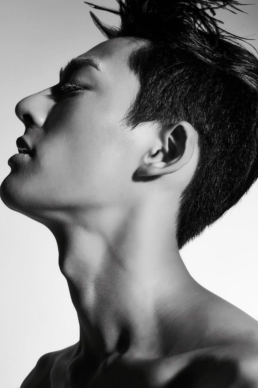 Model Hwang Sewoong @sw_hwangg  Makeup saerom kim