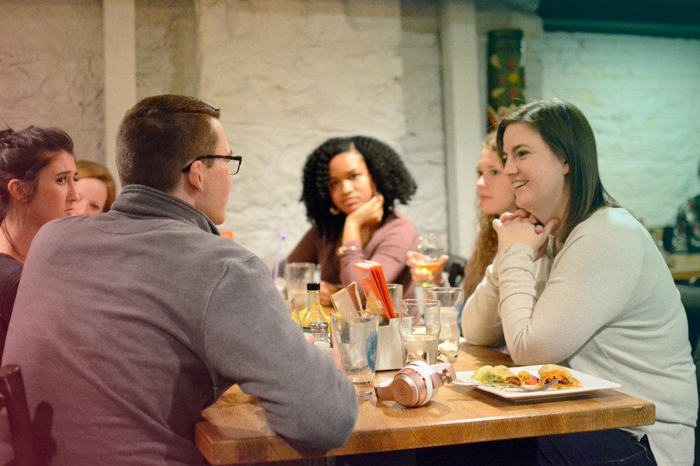 Mentoring Dinner