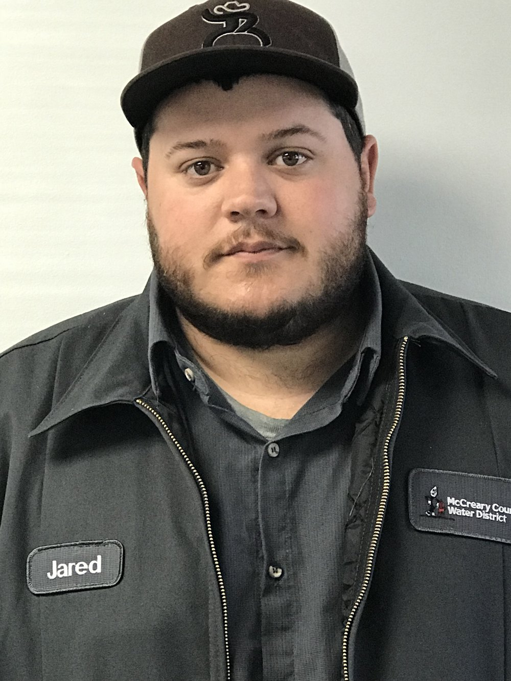 JAROD MILLER  has worked at the water district since 2004. He holds a Wastewater Collections Class II Certification.