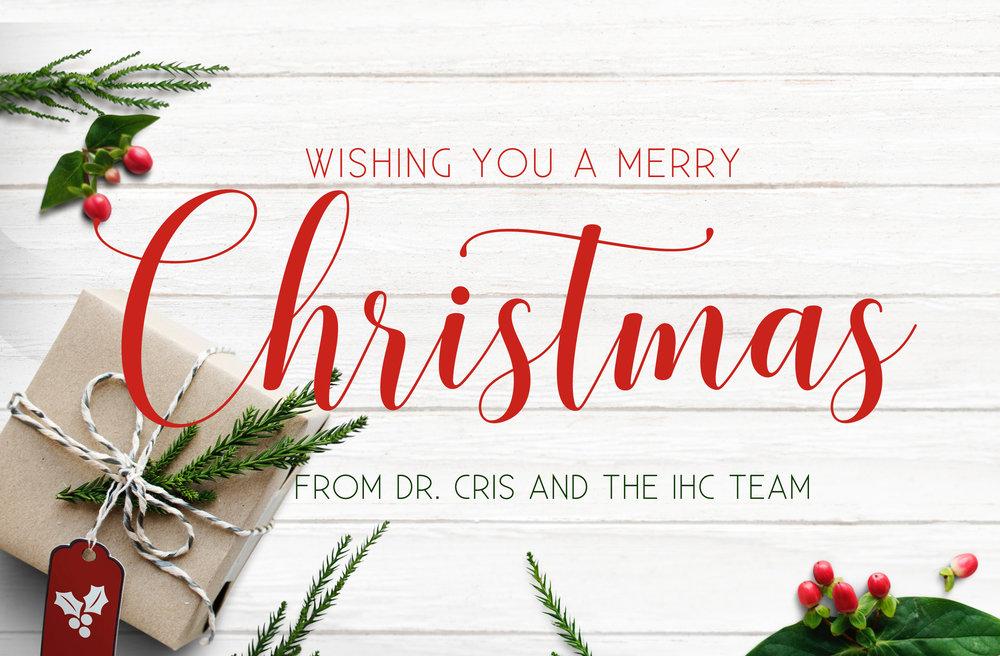 Christmas IHC-1