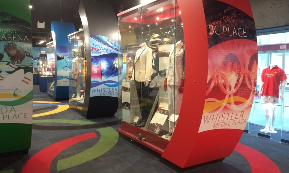 BC SPORTS HALL OF FAME - LOCATION: VANCOUVERRECEPTION: 240 | DINING: 50