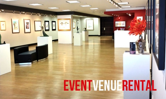 CHALI ROSSO ART GALLERY - LOCATION: VANCOUVERRECEPTION: 150  |  DINING: 80