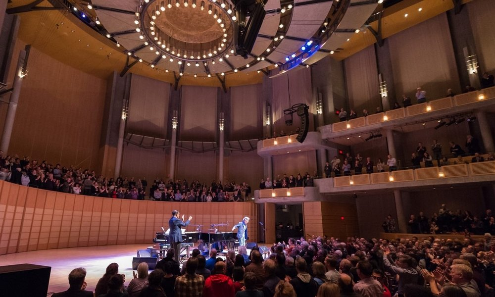 THE CHAN CENTRE - LOCATION: VANCOUVERRECEPTION: 1369 | DINING: 150