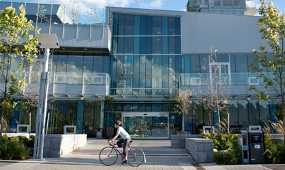 CREEKSIDE CENTRE - LOCATION: VANCOUVERRECEPTION: 300 | DINING: 100