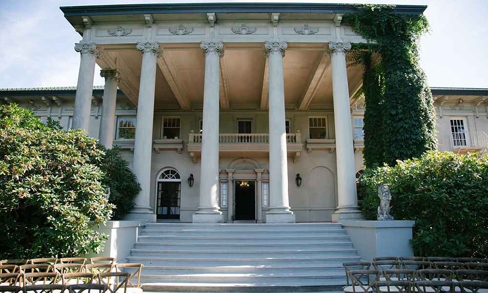 HYCROFT MANOR - LOCATION: VANCOUVERRECEPTION: 250 | DINING: 150