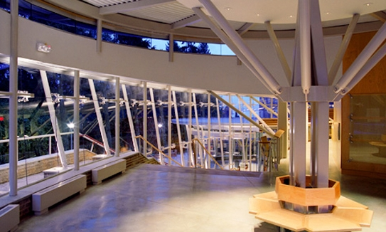 KAY MEEK CENTRE - LOCATION: WEST VANCOUVERRECEPTION: 220 | DINING: 150