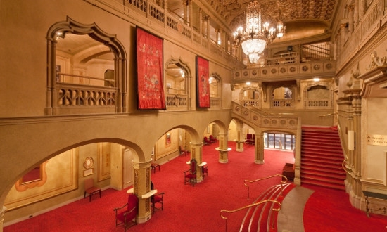 ORPHEUM THEATRE - LOCATION: VANCOUVERRECEPTION: 1200 | DINING: 210