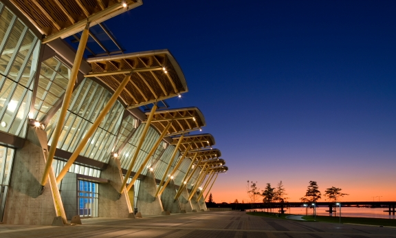RICHMOND OLYMPIC OVAL - LOCATION: RICHMONDRECEPTION: 500