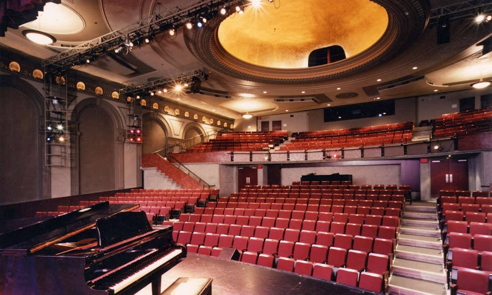 STANLEY THEATRE - LOCATION: VANCOUVERRECEPTION: 650 | DINING: 200